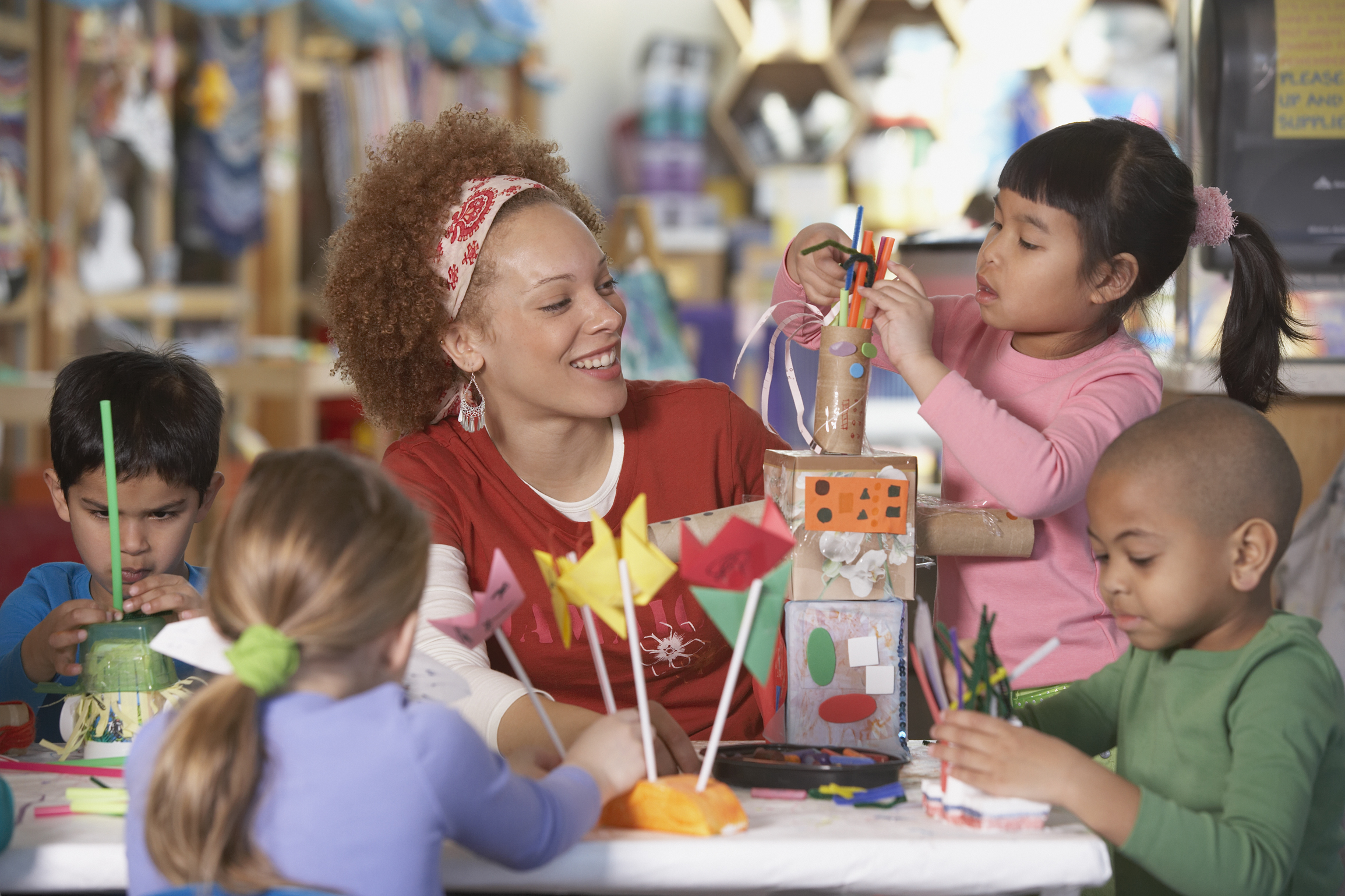 Back to School: Who is caring for your young children ...